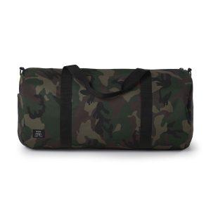 AS Colour Area Promotional Duffel Bag - Camo/Black