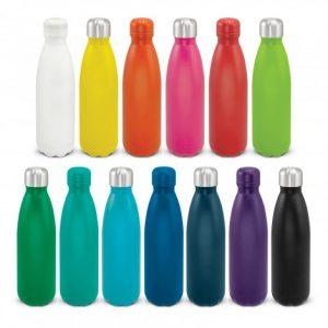 Mirage Powder Coated Vacuum Promotional Bottle