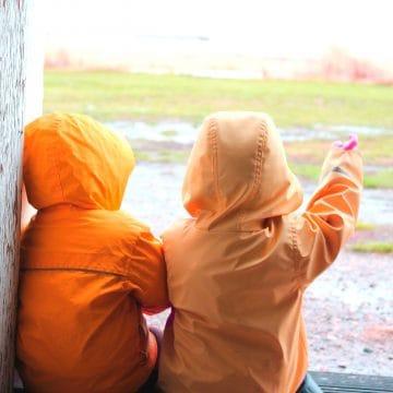 Ponchos and Rain Coats