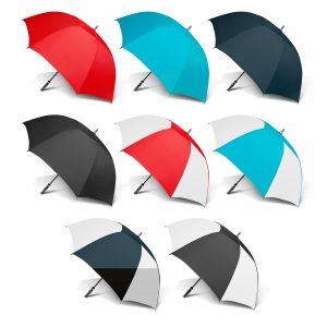 wide selection of multicolour peros hurricane mini umbrella with a moulded rubber hand grip